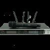 Висок клас безжичен микрофон U811 със сменяема честота