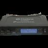 Двоен безжичен VHF микрофон Debra 3002 с фиксирана честота