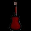 Класическа китара PC185 RB Padova - цвят red burst