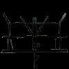 Пулт за ноти / Стойка MS110h - изгодна оферта онлайн!