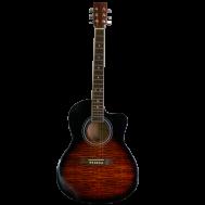 """Акустична китара AF228 WINZZ - 39"""" - с метални струни"""