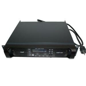 Супер мощен 4 канален усилвател 10 000W AMP10K DSP