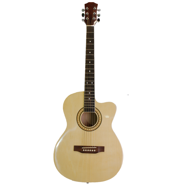 Акустична китара AF227A-38 WINZZ -  метални струни - топ цена!
