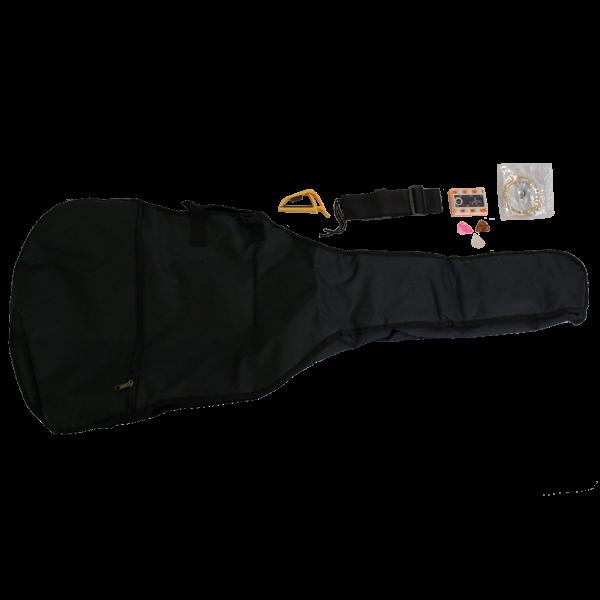 """Акустична китара AF229-S - пълен комплект - размер 41"""""""