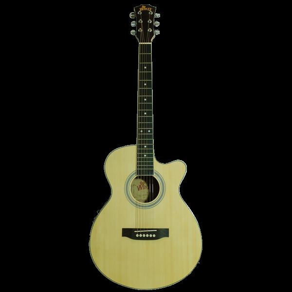 """Електро акустична китара AF248CE - 41"""" - достъпна цена"""