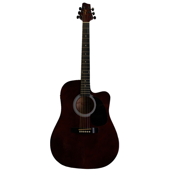 Електро акустична китара SW203CE-TB - размер 4/4 - екстра цена!