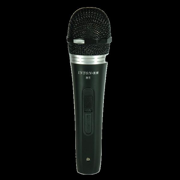 Вокален кабелен микрофон H1 на топ цена!