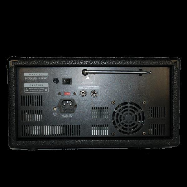 Мощен миксер с вграден усилвател CEOT630