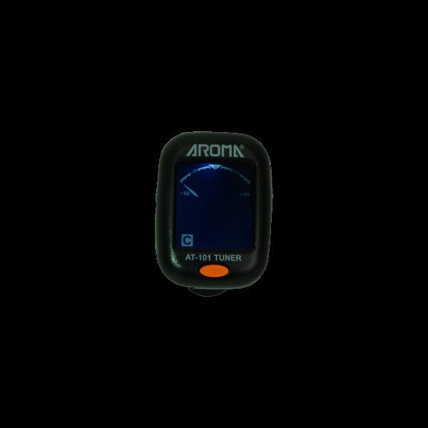 Хроматичен тунер AROMA AT101 на изгодна цена
