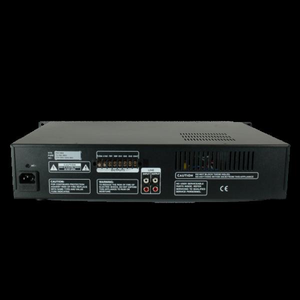 Усилвател 100 волта PAX 1804 180W - Хит цена в интернет!