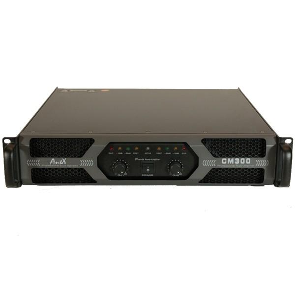 Висок клас професионален усилвател CM300 - 2х600W