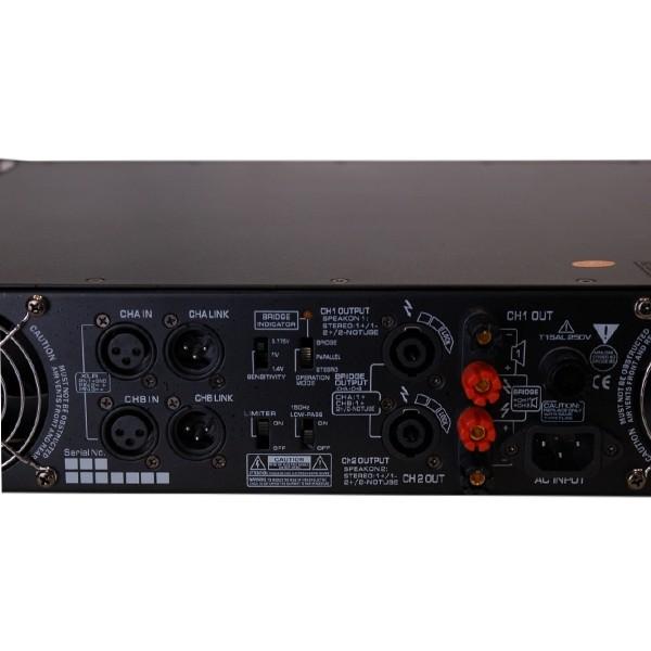 Усилвател CM500 - 2x750W топ продукт на топ цена!