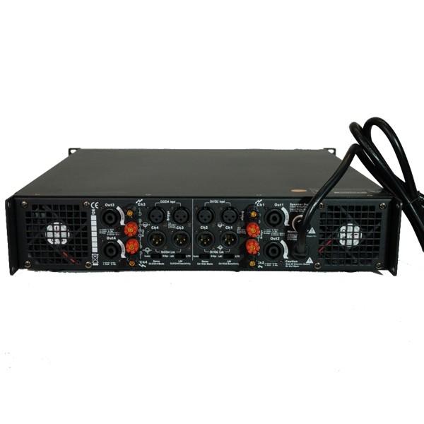 Професионален усилвател MK4080 - 2x2500w на топ цена!